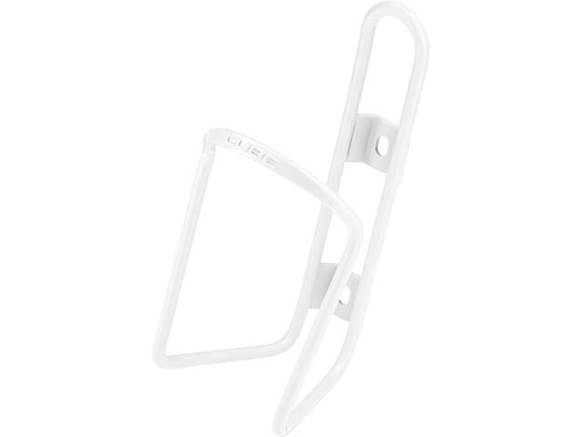 Cube HPA Bidonhouder, matte white